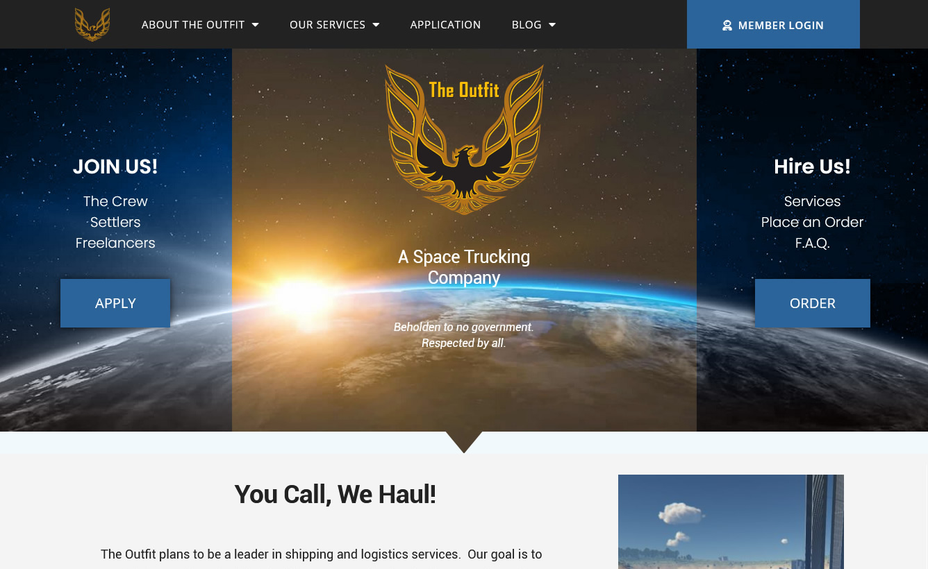 WordPress Responsive & Custom Art